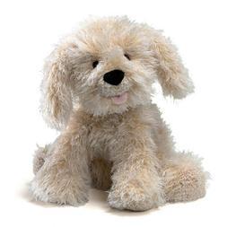 Genuine GUND 320159 Karina Labradoodle 10.5in Dog Plush Toy
