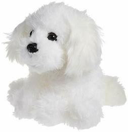 GUND Georgie Dog Stuffed Animal Plush, White, 10