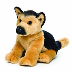 Nat and Jules German Shepherd Plush Toy, Small