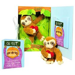 Get Well Gifts - Feel Like a Sloth? Hang in There! Get Well