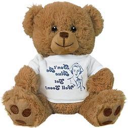 Customized Girl Get Well Nurse Bear: 8 Inch Teddy Bear Stuff