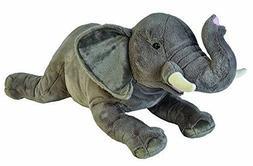 Giant Elephant  Extra Soft Plush Stuffed Animal Toy Kids Gif