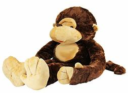 "Giant 51"" Gorilla/Monkey Stuffed Plush Toy from Joyfay"