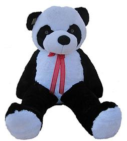 "Joyfay Giant Huge Big  40"" Panda Bear Stuffed Plush Animal T"
