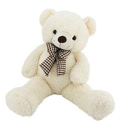 Wewill Giant Huge Cuddly and Soft Stuffed Animals Plush Tedd