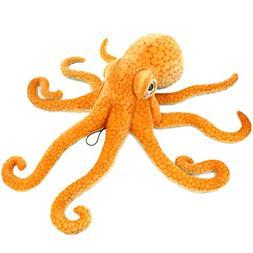 JESONN Giant Realistic Stuffed Marine Animals Soft Plush Toy
