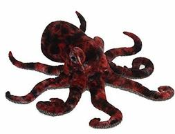 giant red octopus plush stuffed