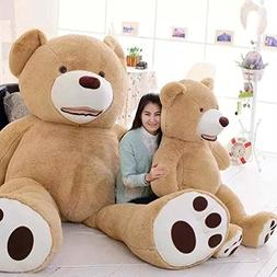 Woworld Giant Stuffed Teddy Bears With Big Footprints Plush