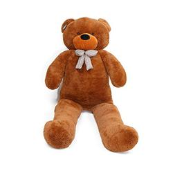 "Joyfay® Giant Teddy Bear 91"" 230cm Brown Jumbo Stuffed Plus"