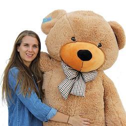 """Joyfay Giant Teddy Bear 78"""" Light Brown"""