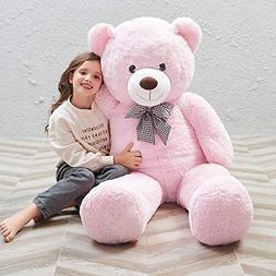 Misscindy Giant Teddy Bear Plush Stuffed Animals for Girlfri