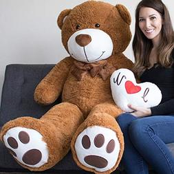 Yesbears 5 Feet Giant Teddy Bear  NO TAX