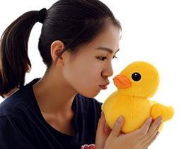 20cm Giant Yellow Duck Stuffed Animal Plush Soft Toys Cute D