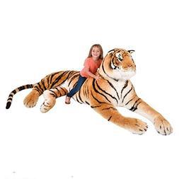 Gigantic, Oversized, and Jumbo, Zoo Themed Stuffed and Plush