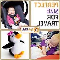 EpicKids Girl Penguin Plush - Stuffed Animal Toy - Suitable