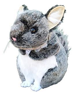 "ADORE 12"" Gizmo the Chinchilla Stuffed Animal Plush Toy"