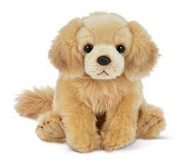 Plush Stuffed Animal Puppy Dog Goldie Golden Retriever Cute