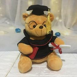 Graduate Bear Plush Toy Stuffed Animals Teddy Bears Children