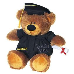 "Graduation Customizable, Graduation Bear 12"" Customizable ,"