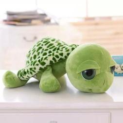 Green Funny Big Eyes Green Tortoise Turtle Animal Baby Stuff