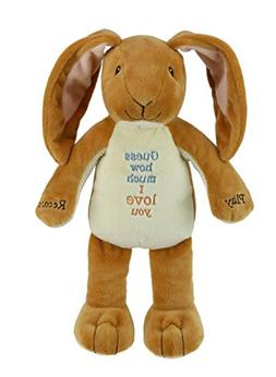 Kids Preferred Guess How Much I Love You Recordable Stuffed