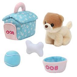 Gund Boo The World's Cutest Dog House Playset Toy Plush