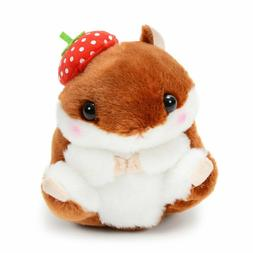 Hamster Plush Doll Stuffed Animal Coroham Coron Standard Siz