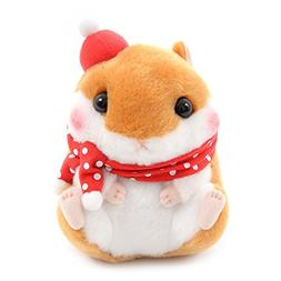 Hamster Plush Toy Winter Special Cute Amuse Stuffed Animal B