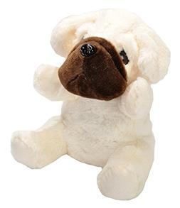 Wild Republic Hand Puppet Pug Plush