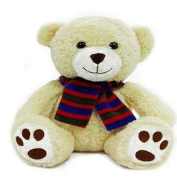 Hank Scarf Bear, Stuffed Animals by Go! Games