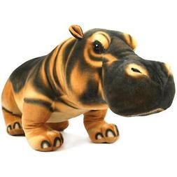 VIAHART Harange the Hippo   2 1/2 Foot Long Big Stuffed Anim