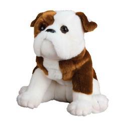 HARDY the Plush BULLDOG Dog Stuffed Animal - by Douglas Cudd