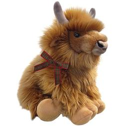 """Heather the Highland Cow 16"""" soft toy"""