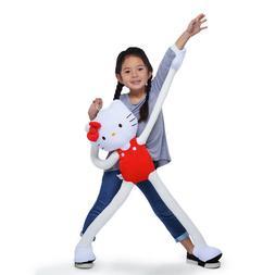 Stretchkins Hello Kitty Life-size Plush Toy That You Can Pla