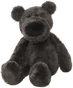 "GUND Henry Teddy Bear Stuffed Animal Plush, Dark Gray, 17"""