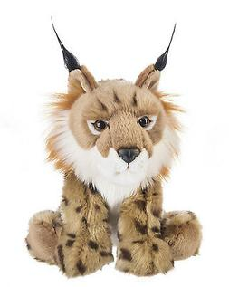 Ganz Heritage Collection Lynx Stuffed Animal,12""
