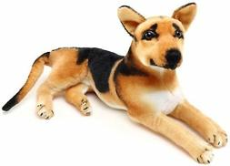 Hero the German Shepherd | 19 Inch Stuffed Animal Plush Dog