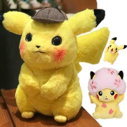 High quality pikachu <font><b>Stuffed</b></font> Doll Mewtwo