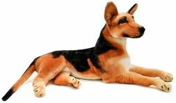 VIAHART Hilde The German Shepherd | 3 Foot  Big Stuffed Anim