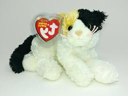 TY HODGES the CAT BEANIE BABY Rare!! Stuffed Animal Toy Mint