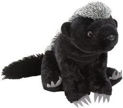 Wild Republic Honey Badger Plush, Stuffed Animal, Plush Toy,
