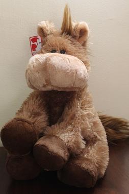 "Gund Horse Dog 12"" Stuffed Animal BRAND NEW"