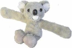 Wild Republic Huggers, Koala Plush Toy, Slap Bracelet, Stuff