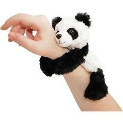 Wild Republic Huggers, Panda Plush Toy, Slap Bracelet, Stuff