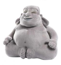 GUND Huggy Buddha Gray Plush, 11 inches 11