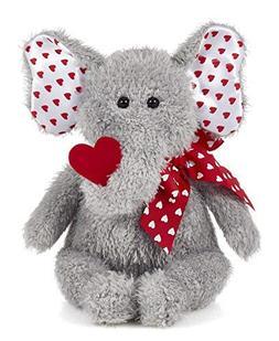 Bearington Hugh Loves You Valentines Plush Stuffed Animal El
