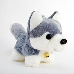 Husky Dog Doll Toys Animals Cartoon Plush for Boys and Girls