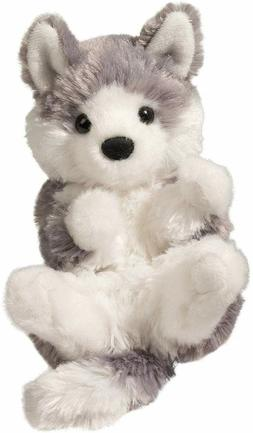 Douglas Cuddle Toys Husky Lil' Handful 6""