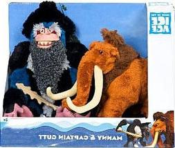 TPF Toys Ice Age Continental Drift Movie Plush 2Pack Manny C