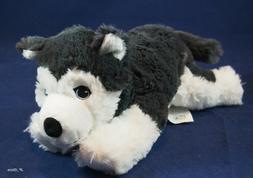 IKEA Puppy Dog Siberian Husky Stuffed Animal Kid Soft Toy Gr